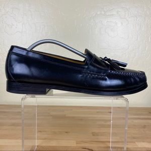 Cole Haan Pinch Air Tassel Loafers Leather